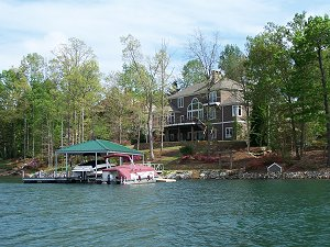 Another home on Lake Keowee