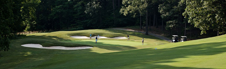 Keowee Key golf course