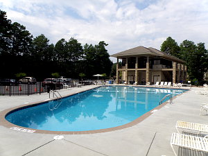 Marina Pool at Keowee Key