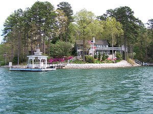 Custom Keowee Key home